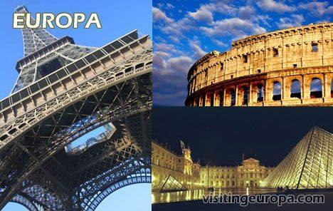 Viaje barato a europa