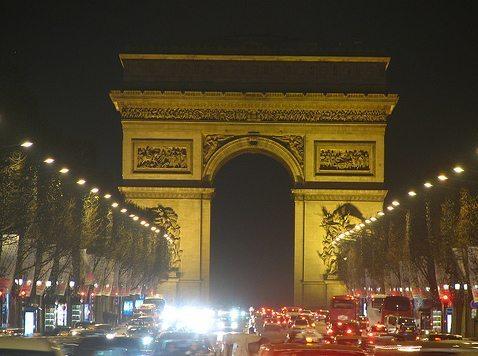 viajes a paris