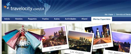 travelocity oferta