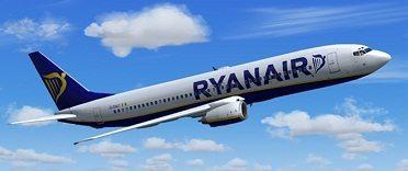 Vuelos Baratos a toda Europa con Ryanair