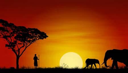 viajar por africa