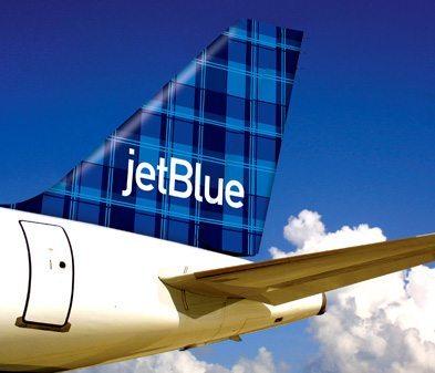 JetBlue un mejor servicio en vuelos economicos